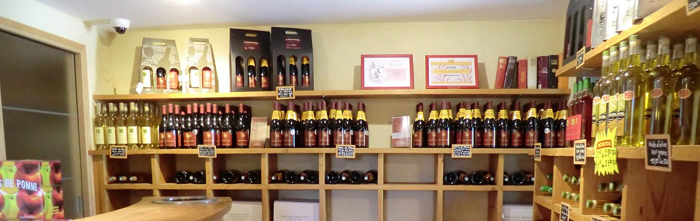 Contactez Terres et Vignobles : vente directe vin AOP côte du Rhône