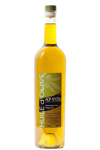 Huile olive AOP Nyons 75 cl