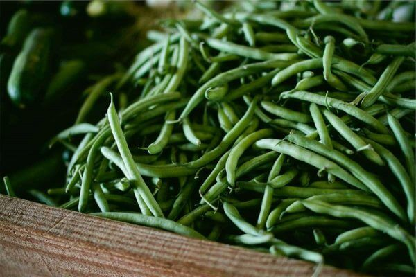 Vente direct fruits et légumes : haricots verts