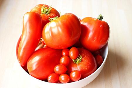 Fruits et légumes : tomates de Drôme Provençale