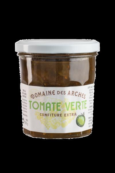 confiture tomate verte