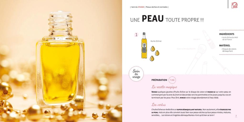 l'huile d'olive pour votre peau