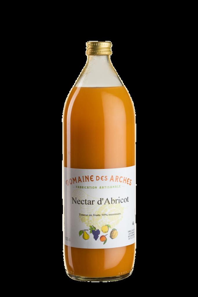 nectar d'abricot du domaine des arches